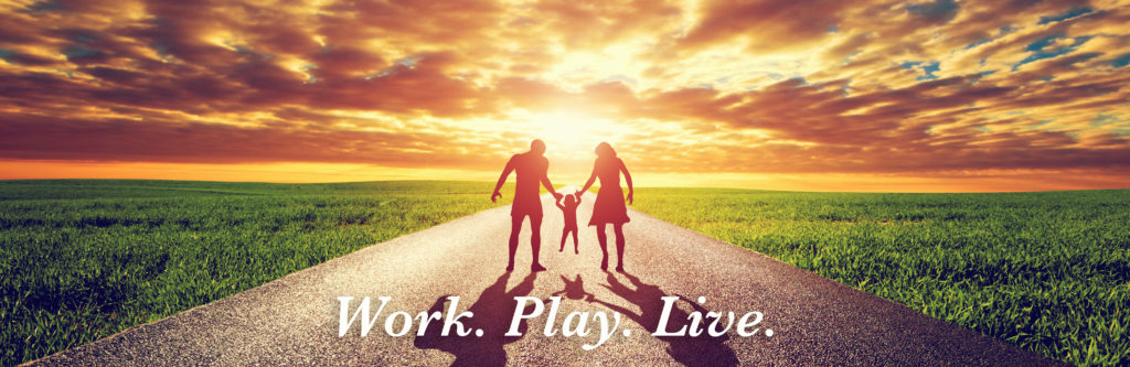 Work-Play-live